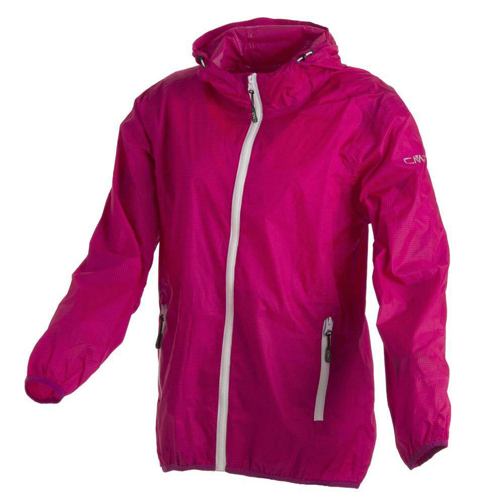 Cmp Fix Hood Jacket 14 Years Violet / Fuxia de Cmp