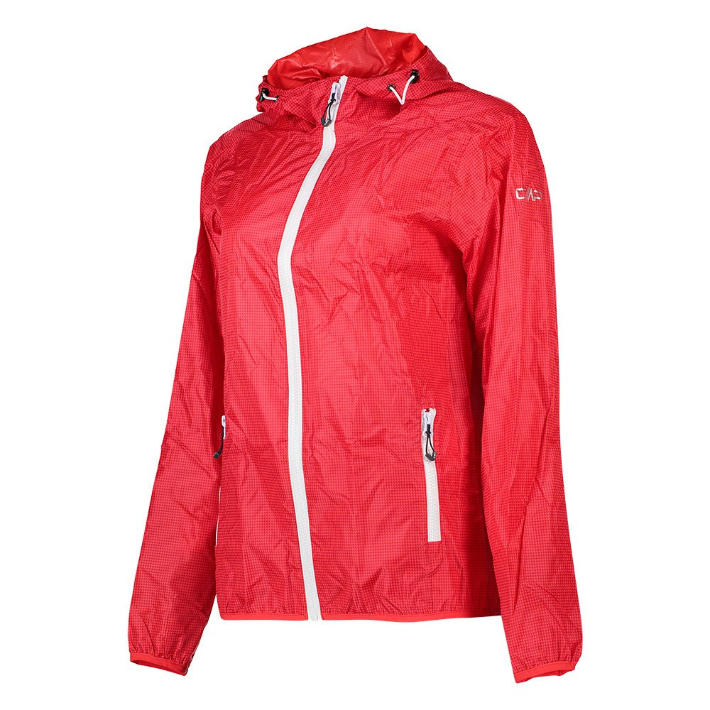 Cmp Fix Hood Jacket 14 Years Better / Magenta de Cmp
