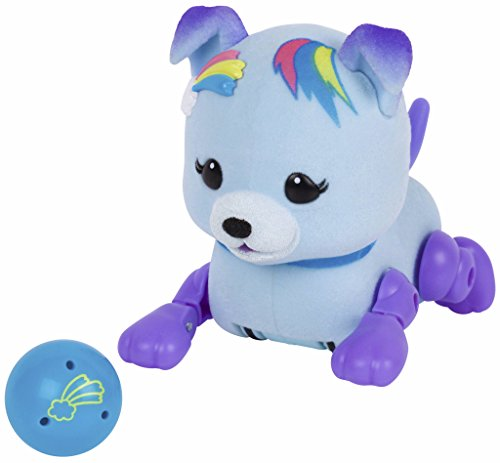little live pets Perritos Traviesos Startbow, Color Azul (Famosa 700014381) de little live pets