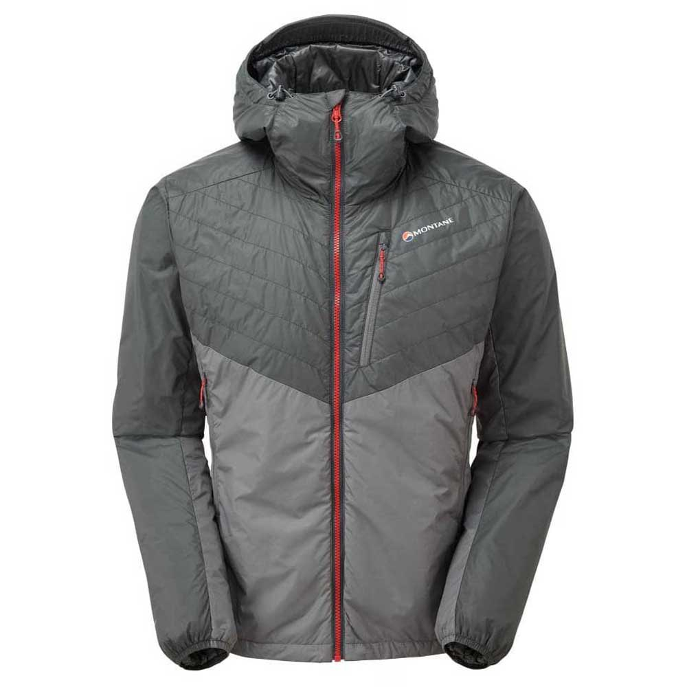 Montane Prism M Shadow / Alpine Red de Montane