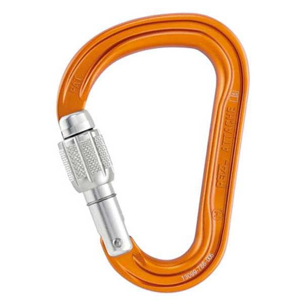 Petzl Attache Screw Lock One Size de Petzl