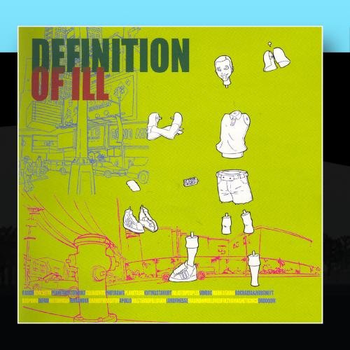 Definition of Ill [2cd]
