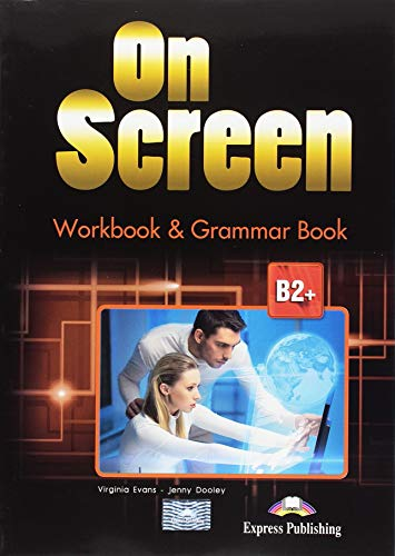 On Screen B2+ Workbook (+Digibook)