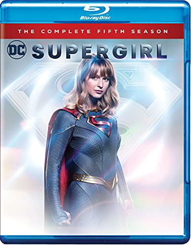 Supergirl: The Complete Fifth Season [USA] [Blu-ray] de Warner Home Video