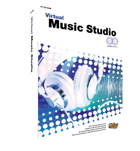 eJay Virtual Music Studio [Importación alemana]
