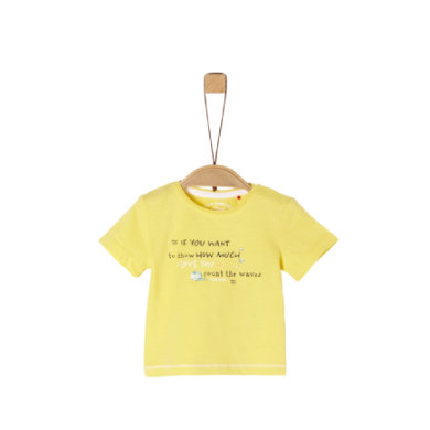 s. Olive r Camiseta light yellow de s.Oliver