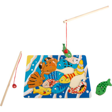 small foot juego de pesca puzzle de small foot
