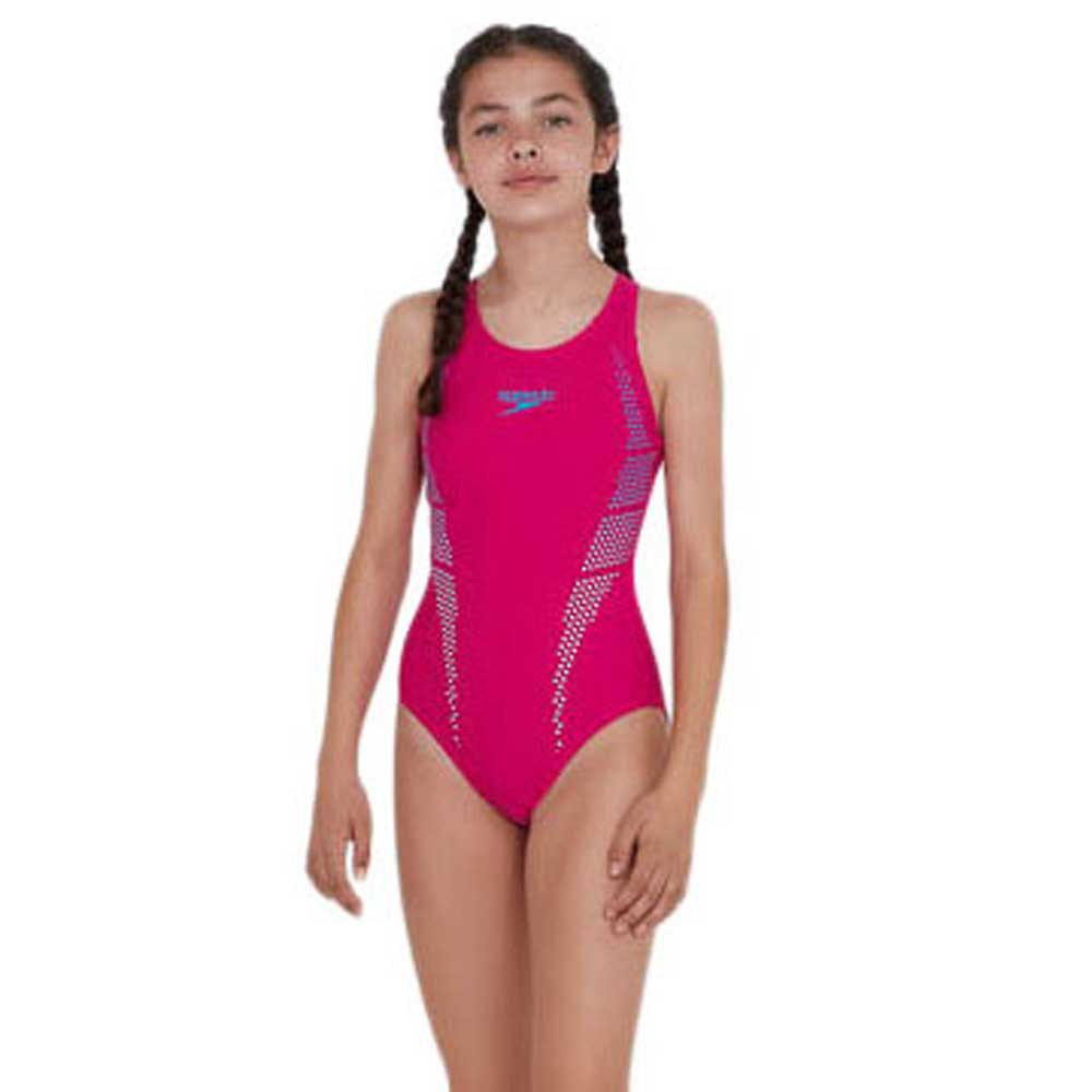 Trajes de baño Plastisol Placement Muscleback de Speedo