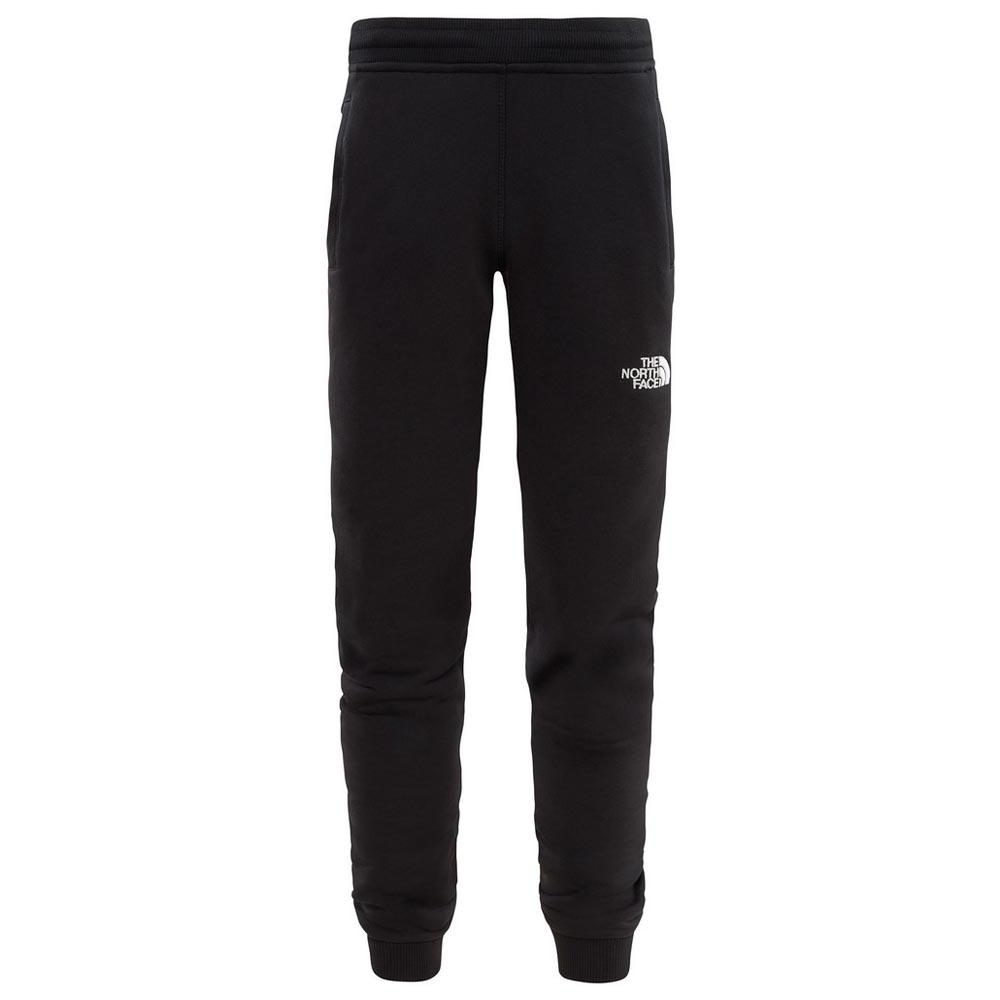 The North Face Fleece Pants Youth XS TNF Black / TNF White de The North Face