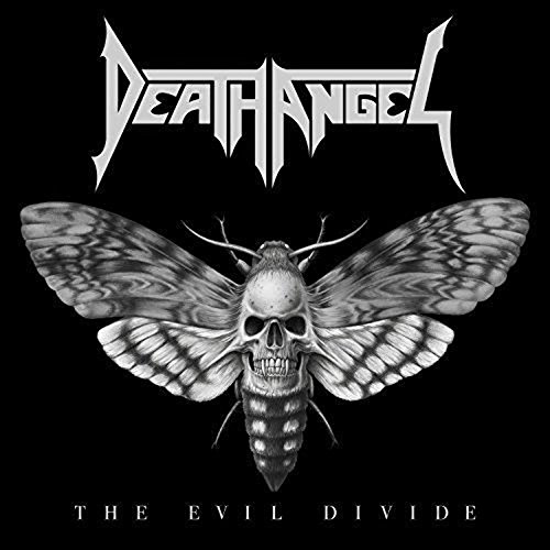 DEATH ANGEL-EVIL DIVIDE-DIGI- de CD
