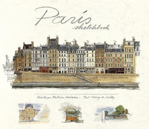 Paris Sketchbook (Sketchbooks) de Editions Didier Millet