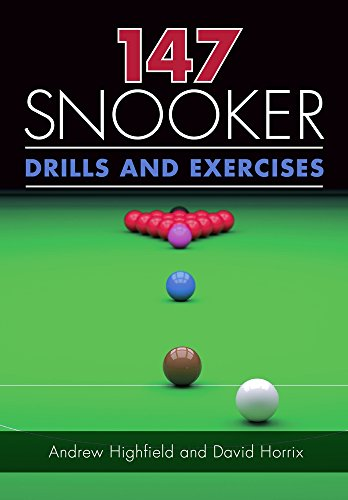 147 Snooker Drills and Exercises de The Crowood Press Ltd