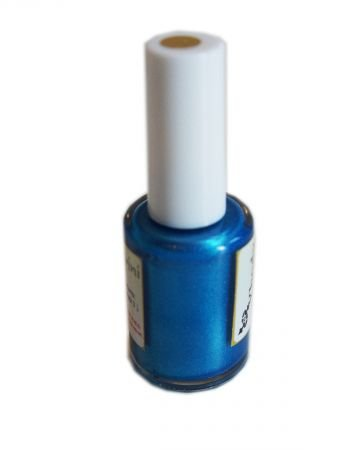 Azul nacarado colourini 15 ml de Ybody Glitzertattoos